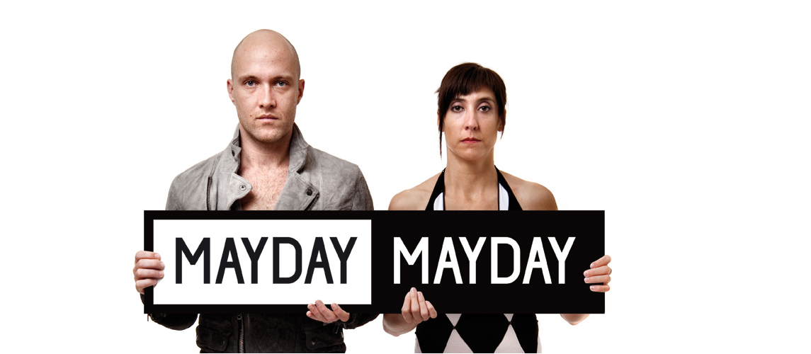 MAYDAY MAYDAY - Compagnie pm – Choregraphe Philippe Menard – Danse Contemporaine Paris - pm Compagny – Choreographer Philippe Menard – Contemporary Dance Paris